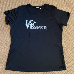 Black Vesper Ladies' Tee