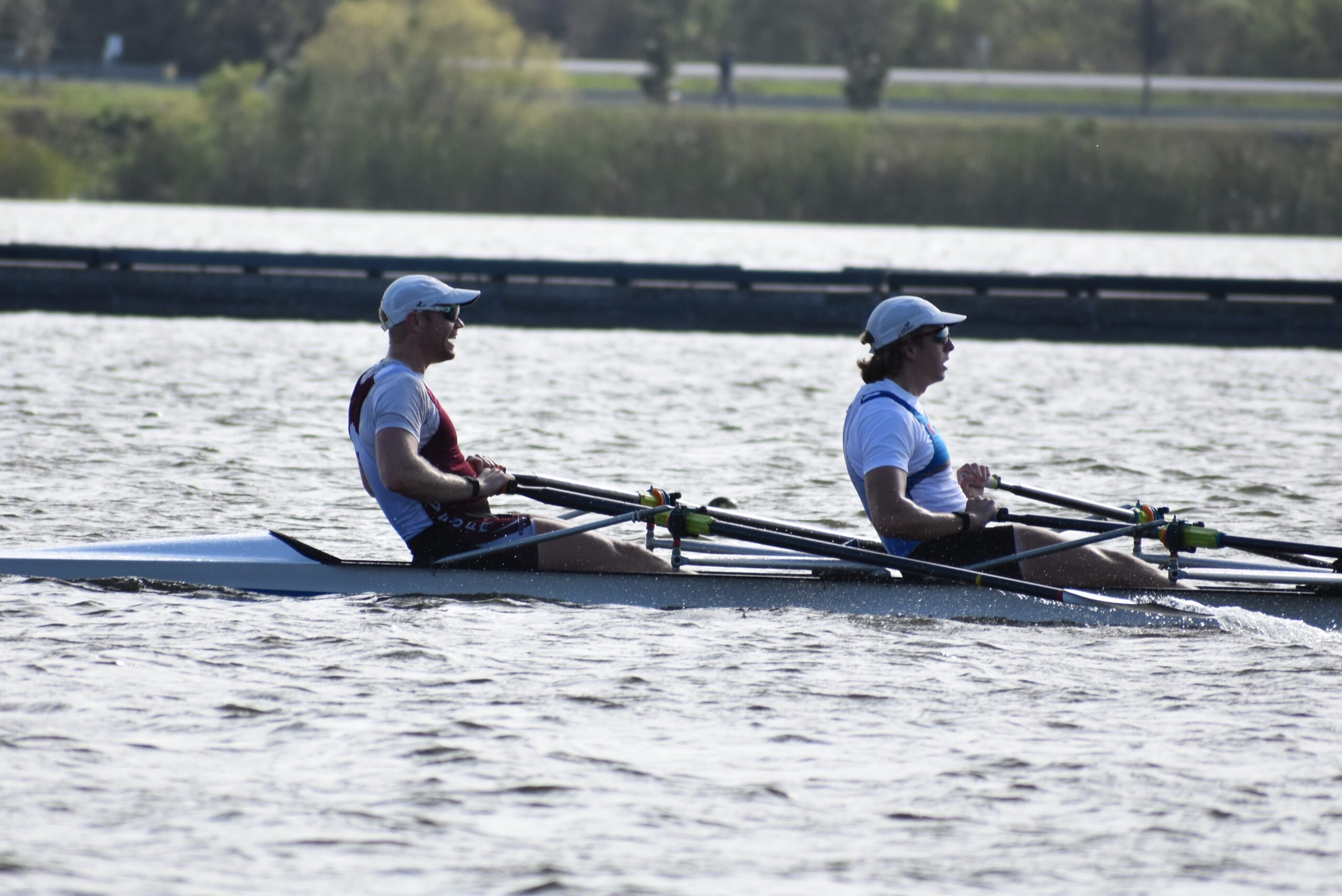 JP Kirkegaard (b) & Kevin Cardno (s)